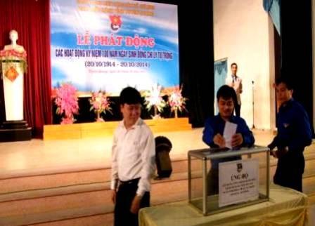 Construyen modelos de joven idealista en nueva etapa en Vietnam - ảnh 1