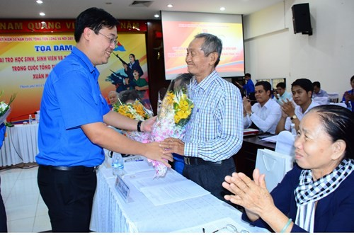 Forum to promote role of youths in 1968 General Offensive  - ảnh 1