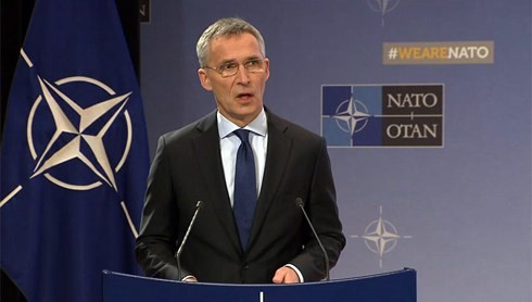 NATO Defense Ministers' Meeting to discuss command structure - ảnh 1