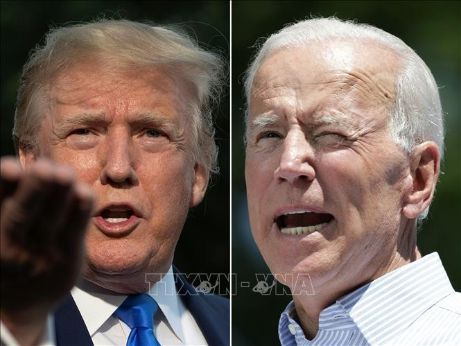 US Presidential Election: Trump leads Iowa by 2 points over Biden - ảnh 1