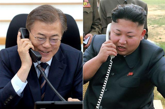 한국대통령 조선인민민주공화국 지도자와 핫라인 통화 예정 - ảnh 1