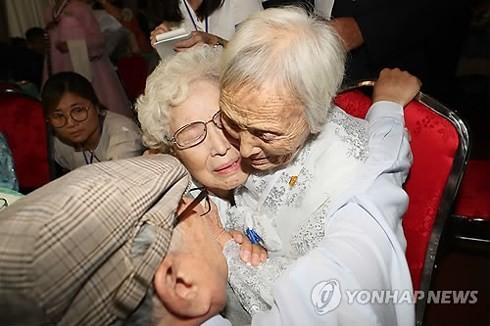 한국, 이산 가족 상봉 자주 개최 노력 - ảnh 1