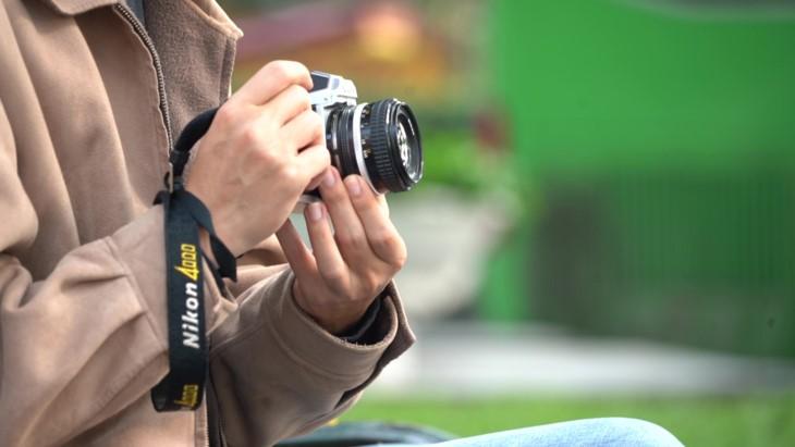 필름카메라 – 회고풍  젊은이들의 취미 - ảnh 11