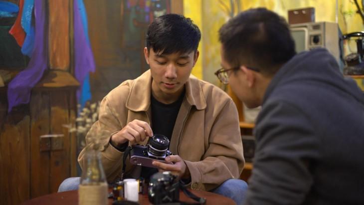 필름카메라 – 회고풍  젊은이들의 취미 - ảnh 7