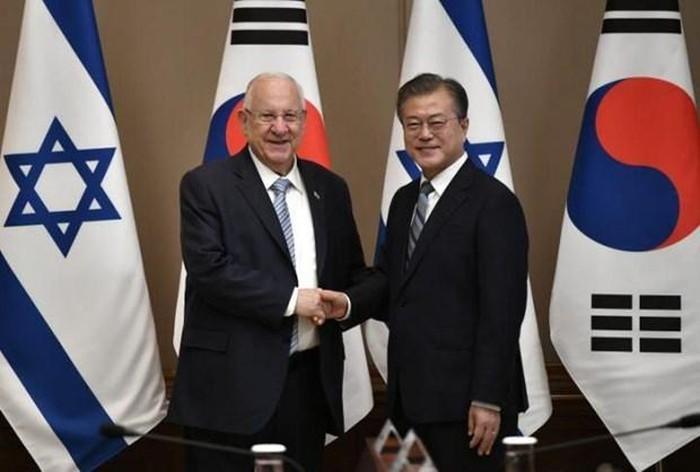 한국 – 이스라엘 협력 강화 - ảnh 1