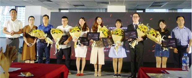 2019 VietChallenge 대회 : 베트남 Medlink의 승리 - ảnh 1