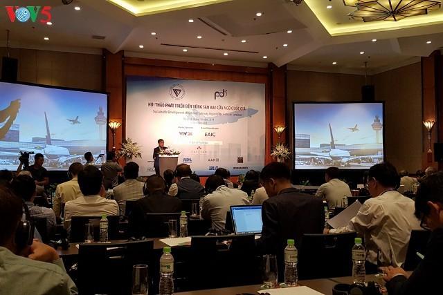 국가 관문 공항의 지속가능한 발전 - ảnh 1