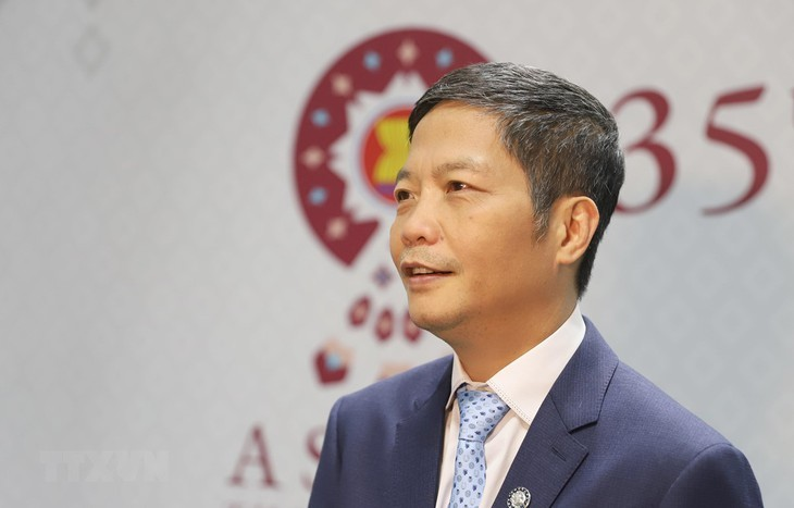 아세안 및 동반자 국가들, 베트남에서 2020년 RCEP 서명 촉진 동의 - ảnh 1