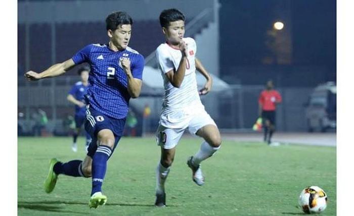 베트남 U19 남자 축구팀, 아시아 U19 결승전에 진출 - ảnh 1