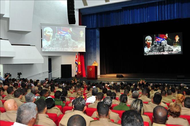 쿠바, 베트남 인민군의 영웅 전통 표창 - ảnh 1