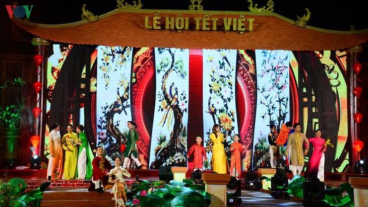 2020 경자년 베트남 설날 축제 - ảnh 1