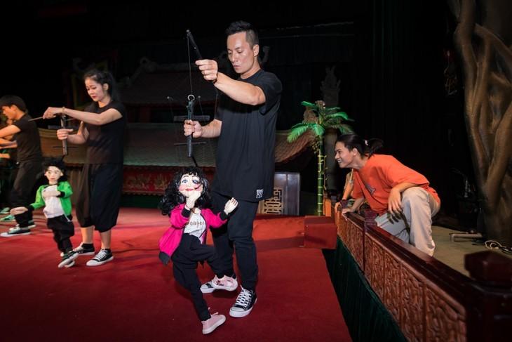 전통 수상인형극 종사자들의 이야기 - ảnh 6