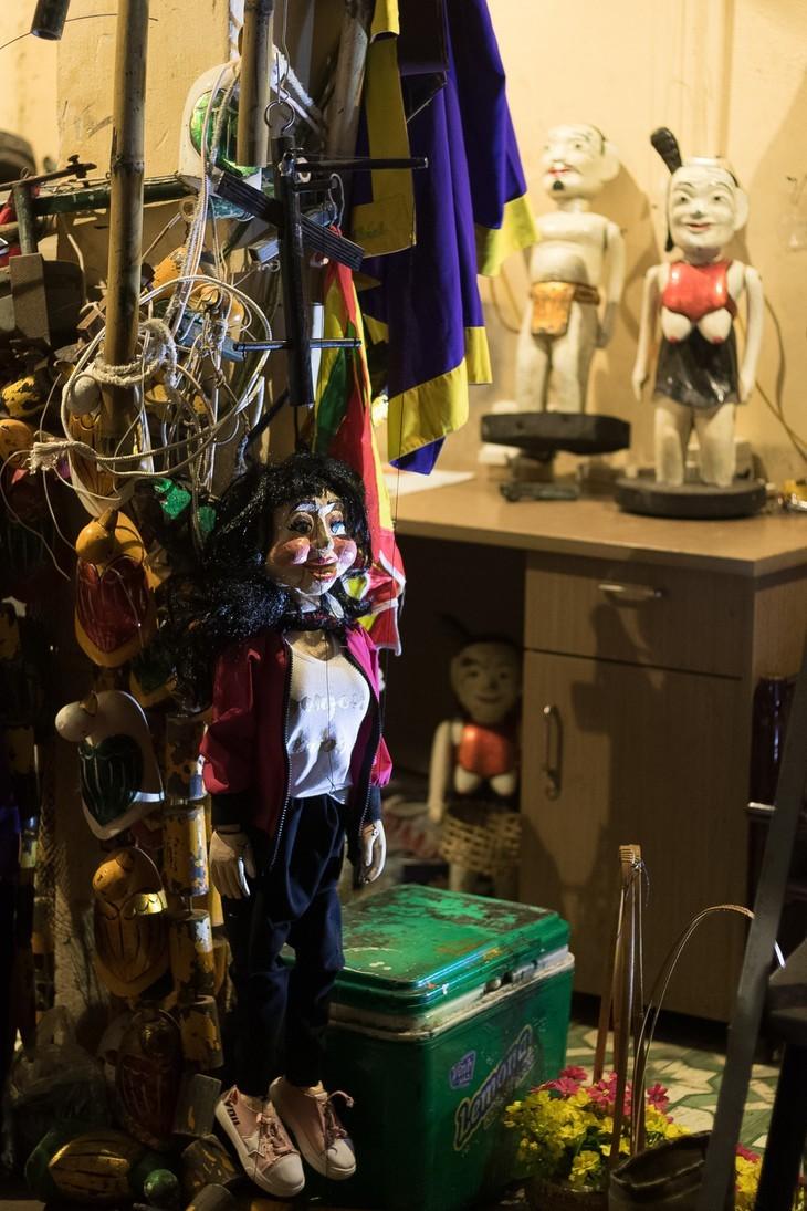 전통 수상인형극 종사자들의 이야기 - ảnh 9