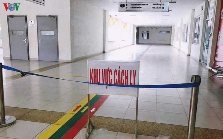 베트남에 가장 심각한 코로나 전염병 환자 퇴원 - ảnh 1
