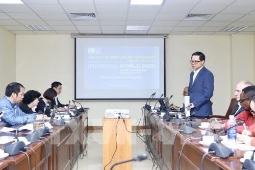 디지털세계 회의전시회, 2020년 9월 하노이에서 개최예정 - ảnh 1