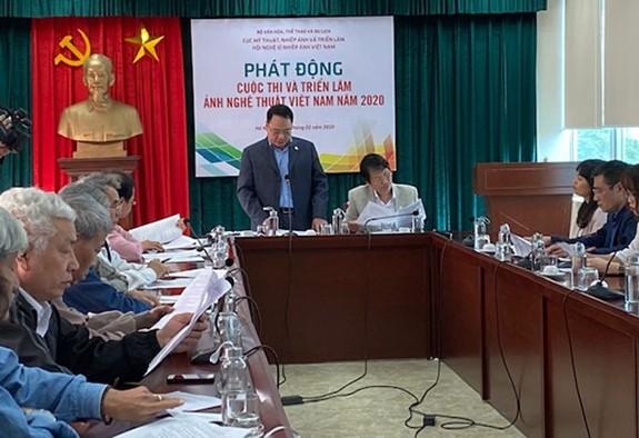 베트남 예술사진대회와 전시회 발족 - ảnh 1