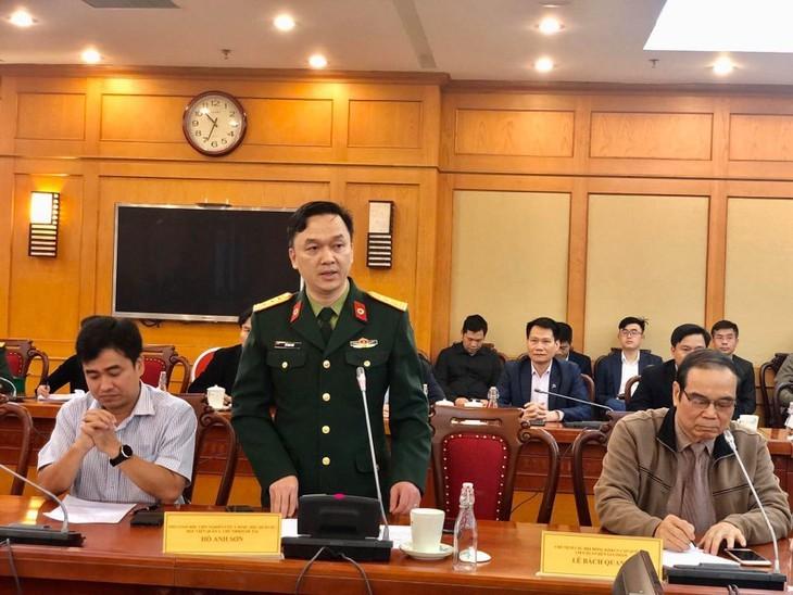 베트남이 생산한 SARS-CoV-2 진단 키트 발표 - ảnh 1