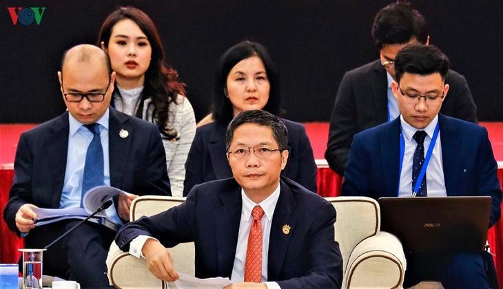제 26차 아세안 경제장관 회의 개막 - ảnh 1
