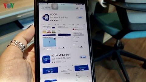 코로나 19 : NCOVI 보건신고 응용앱, iOS에 출시 - ảnh 1