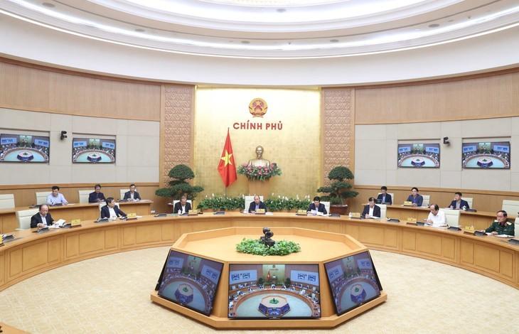 정부상임위원회, 2020년 무정차 통행료 징수 사업 관련 회의 진행 - ảnh 1