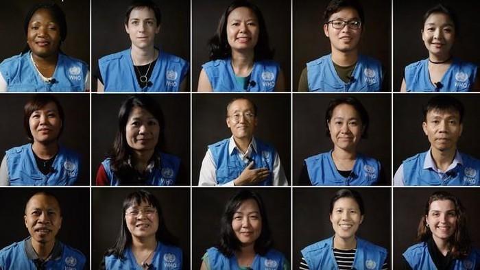 베트남 WHO 사무소, 코로나 19 방역 참가자들에게 감사 동영상 올려 - ảnh 1