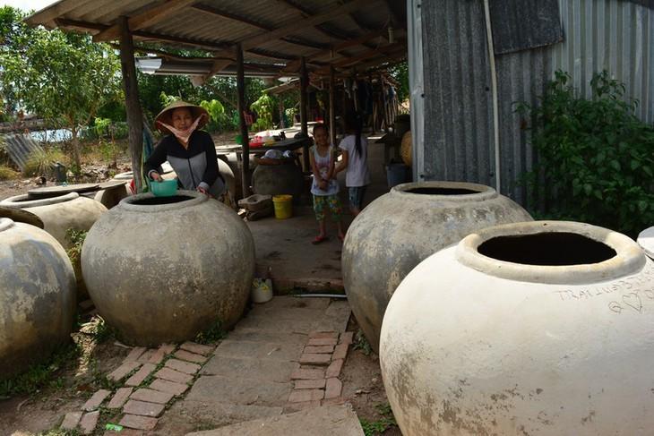 베트남 최남단 까마우 곶, 가뭄 심각  - ảnh 14