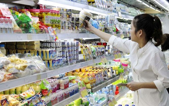 코로나 19 방역 : 하노이 기업, 시민을 위해 300% 상품 비축 - ảnh 1
