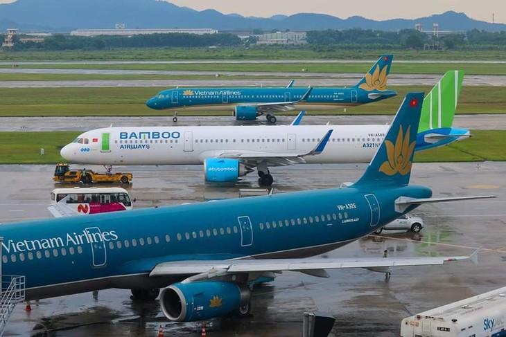 4월 1일 밤 12시부터 4월 15일까지 베트남 방문 승객 운송 중단 - ảnh 1