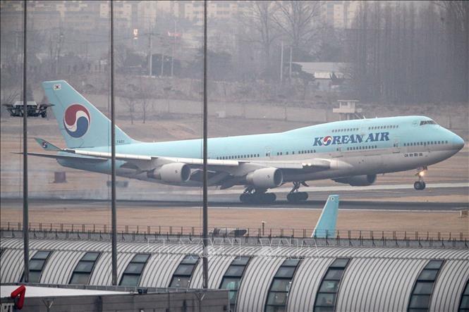 러시아에 발이 묶였던 수백 명의 한국 국민 귀국 - ảnh 1