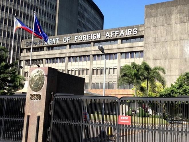 베트남 어선 동해상 침몰과 관련한 필리핀 외교부의 선언 - ảnh 1