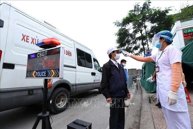세계 언론, 베트남의 코로나19 방역 주동성과 협력 높이 평가 - ảnh 1