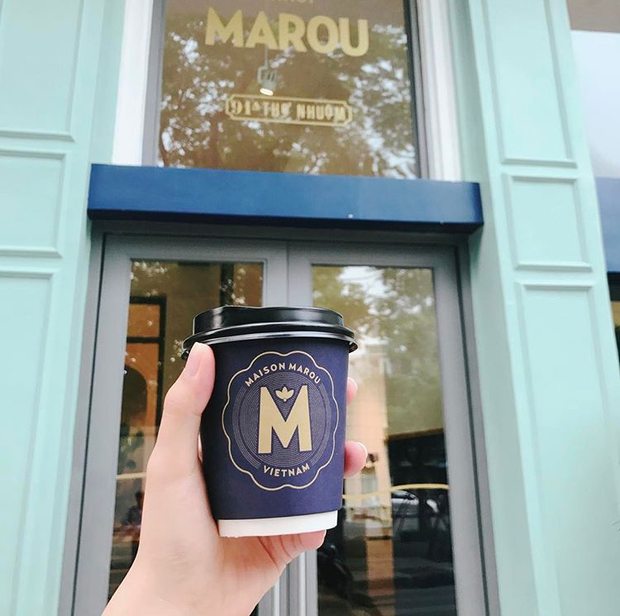 Maison Marou Hanoi: 세계에서 가장 맛있는 초콜릿 카페 - ảnh 2