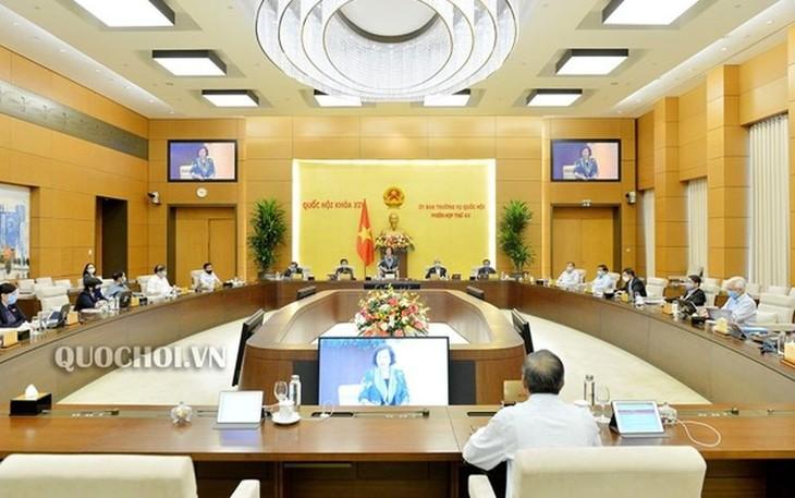 국회상임위원회 44차 회의 개막 - ảnh 1