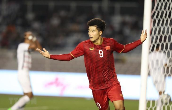 코로나19 : 베트남 선수, AFC의 방역 캠페인에 계속 동참 - ảnh 1