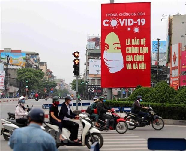 세계언론 : 베트남, 코로나19 사태에 대한 빠른 대응과 지원 - ảnh 1