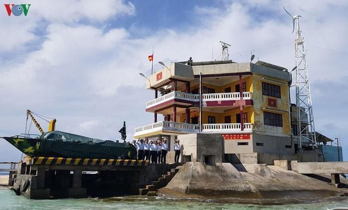 중국, 황사와 쯔엉사에 대한 역사적 주권이 전혀 없다 - ảnh 1