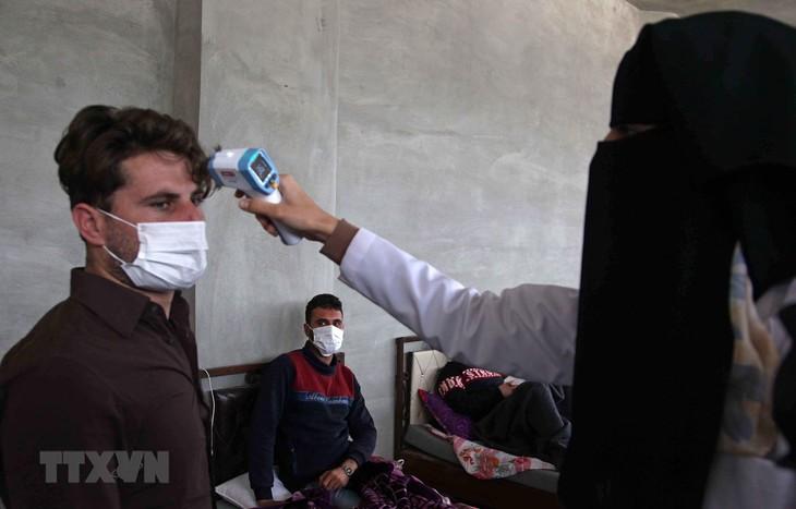 유엔안전보장이사회: 코로나19, 시리아내 정치적, 인도적 노력에 악영향 - ảnh 1