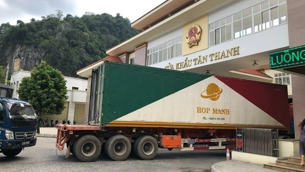 베트남 – 중국 무역관계 촉진 - ảnh 1