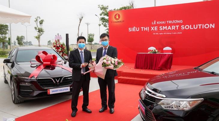 베트남,  중고차를 신차로 업그레이드하는 사업, 처음으로 선보여 - ảnh 1