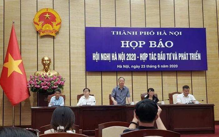 """1,800명 대표, """"2020년 하노이 – 투자와 발전 협력"""" 회의 참여 - ảnh 1"""