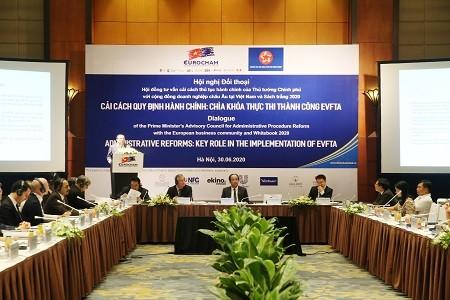 베트남과 EVFTA 활용에 대한 호기 - ảnh 1