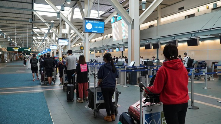 캐나다와 한국발 베트남 국민을 안전하게 송환 - ảnh 1