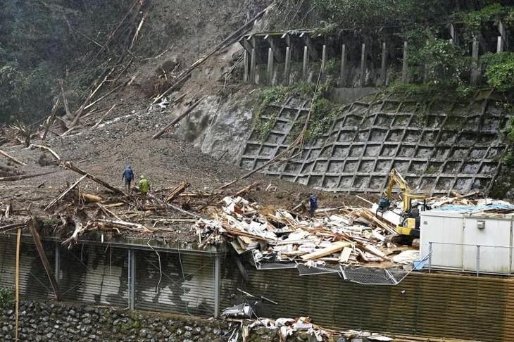 하이센 타풍으로 인해 일본에서 실종된 베트남 국민에 대한 보호 조치 - ảnh 1