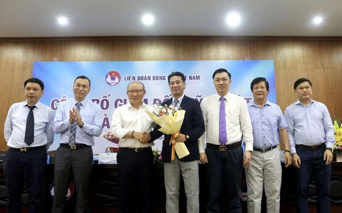 베트남 축구연맹, 일본 국적의 유스케 아다치를 신임 기술위원장으로 임명 - ảnh 1