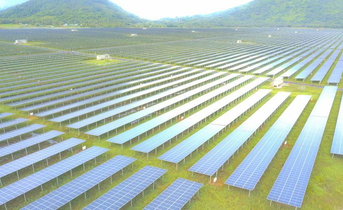메콩델타 태양광 발전소, 곧 완공 예정 - ảnh 1