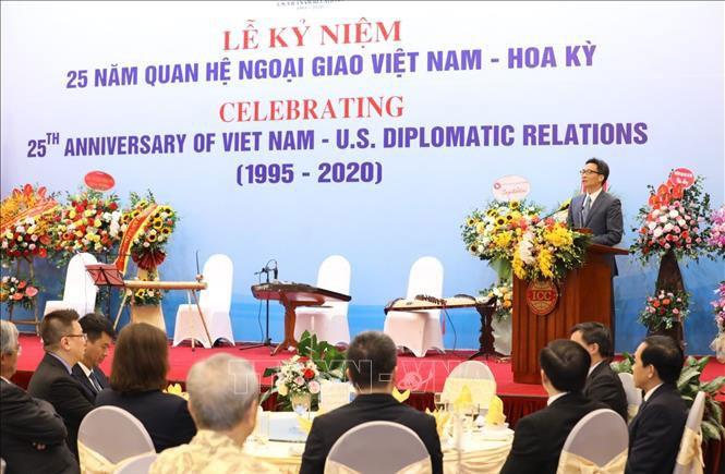 베트남 – 미국,  포괄적  파트너 관계를 더 심층적으로 확대  - ảnh 1