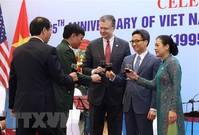 베트남 – 미국,  포괄적  파트너 관계를 더 심층적으로 확대  - ảnh 2