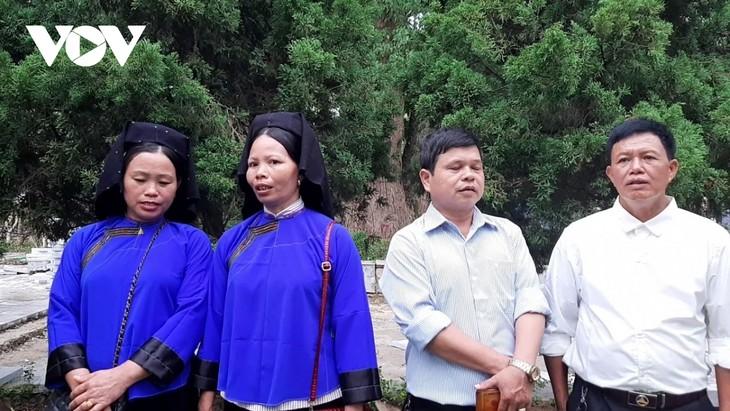 랑선(Lạng Sơn)성 따이(Tày)족과 눙(Nùng)족의 항핀(Háng Pỉnh) 보름달 맞이 축제 - ảnh 2