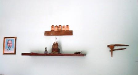 하장(Hà Giang)성 로로 (Lô Lô)족의 신성한 조상 제례 - ảnh 1