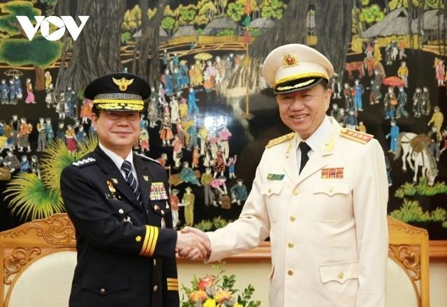 베트남 – 한국, 안보 협력 강화 - ảnh 2